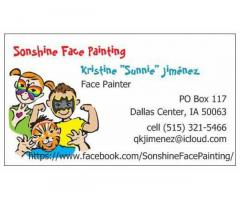 Sonshine Face Painting