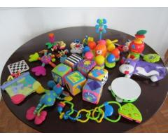 Complete Baby & Toddler toys & activities set